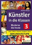 Cover-Bild zu Künstler in die Klassen 3 (eBook) von Berger, Eckhard