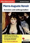 Cover-Bild zu Pierre-Auguste Renoir ... anmalen und weitergestalten (eBook) von Berger, Eckhard