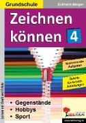 Cover-Bild zu Zeichnen können / Band 4 (eBook) von Berger, Eckhard