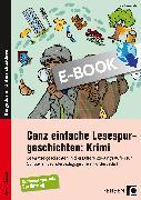 Ganz einfache Lesespurgeschichten: Krimi (eBook) von Rosendahl, Julia