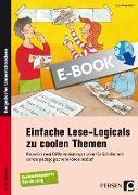 Einfache Lese-Logicals zu coolen Themen (eBook) von Rosendahl, Julia