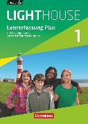 Cover-Bild zu English G Lighthouse, Allgemeine Ausgabe, Band 1: 5. Schuljahr, Lehrerfassung Plus, Mit Lösungen und Unterrichtshilfen kompakt