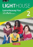 Cover-Bild zu English G Lighthouse, Allgemeine Ausgabe, Band 2: 6. Schuljahr, Lehrerfassung Plus, Mit Lösungen und Unterrichtshilfen kompakt