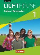 Cover-Bild zu English G Lighthouse, Allgemeine Ausgabe, Band 1: 5. Schuljahr, Folien - Basispaket