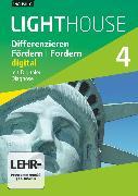 Cover-Bild zu English G Lighthouse, Allgemeine Ausgabe, Band 4: 8. Schuljahr, Differenzieren, Fördern, Fordern - digital, DVD-ROM, Mit Digitaler Diagnose