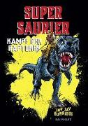 Cover-Bild zu Supersaurier - Kampf der Raptoren