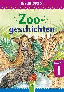 Cover-Bild zu Zoogeschichten (eBook) von Clausen, Marion