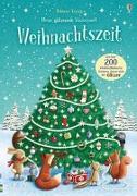 Cover-Bild zu Meine glitzernde Stickerwelt: Weihnachtszeit