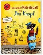 Cover-Bild zu Mein großer Rätselspaß mit Jim Knopf