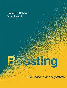 Cover-Bild zu Boosting von Schapire, Robert E. (Principal Researcher, Microsoft Research)
