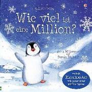 Cover-Bild zu Milbourne, Anna: Wie viel ist eine Million?