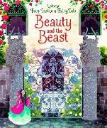 Cover-Bild zu Milbourne, Anna: Peep Inside a Fairy Tale: Beauty and the Beast