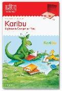 Cover-Bild zu LÜK 1. Klasse - Deutsch: Karibu