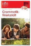 Cover-Bild zu LÜK Grammatik-Werkstatt 4. Klasse