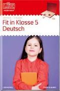 Cover-Bild zu LÜK. Deutsch: Fit in Deutsch. 5. Klasse von Gwiasda, Antonia