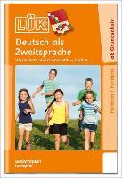 Cover-Bild zu LÜK. Deutsch als Zweitsprache 4