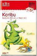 Cover-Bild zu LÜK. Karibu - 3. Klasse: Ergänzende Übungen zum Sprachbuch 1