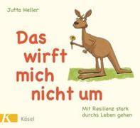 Cover-Bild zu Heller, Jutta: Das wirft mich nicht um