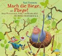 Cover-Bild zu Pannen, Kai: Mach die Biege, Fliege!