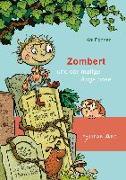 Cover-Bild zu Pannen, Kai: Zombert und der mutige Angsthase