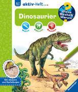 Cover-Bild zu Wieso? Weshalb? Warum? aktiv-Heft: Dinosaurier von Richter, Stefan (Illustr.)