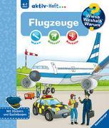 Cover-Bild zu Wieso? Weshalb? Warum? aktiv-Heft: Flugzeuge von Coenen, Sebastian (Illustr.)