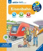 Cover-Bild zu Wieso? Weshalb? Warum? aktiv-Heft: Eisenbahn von Conte, Dominique