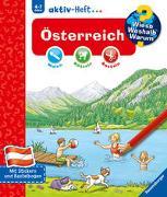 Cover-Bild zu Wieso? Weshalb? Warum? aktiv-Heft: Österreich von Conte, Dominique