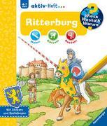 Cover-Bild zu Wieso? Weshalb? Warum? aktiv-Heft: Ritterburg von Bunse, Rolf (Illustr.)