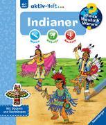 Cover-Bild zu Wieso? Weshalb? Warum? aktiv-Heft: Indianer von Conte, Dominique