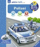 Cover-Bild zu Wieso? Weshalb? Warum? aktiv-Heft: Polizei von Krause, Joachim (Illustr.)