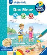 Cover-Bild zu Wieso? Weshalb? Warum? aktiv-Heft: Das Meer von Richter, Stefan (Illustr.)
