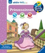 Cover-Bild zu Wieso? Weshalb? Warum? aktiv-Heft: Prinzessinnen von Conte, Dominique
