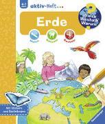 Cover-Bild zu Wieso? Weshalb? Warum? aktiv-Heft: Erde von Richter, Stefan (Illustr.)