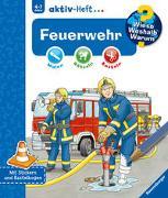 Cover-Bild zu Wieso? Weshalb? Warum? aktiv-Heft: Feuerwehr von Böwer, Niklas (Illustr.)