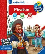 Cover-Bild zu Wieso? Weshalb? Warum? aktiv-Heft: Piraten von Krause, Joachim (Illustr.)