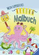 Cover-Bild zu Mein superdickes Ferienmalbuch von Metzen, Isabelle (Einbandgest.)