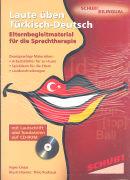 Cover-Bild zu Laute üben Türkisch-Deutsch von Schultz-Ünsal, Figen