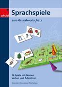 Cover-Bild zu Sprachspiele zum Grundwortschatz von Gmür, Silvia