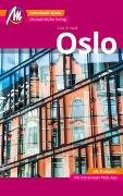 Oslo MM-City Reiseführer Michael Müller Verlag von Arnold, Lisa