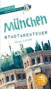 München - Stadtabenteuer Reiseführer Michael Müller Verlag von Wigand, Achim