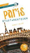 Paris - Stadtabenteuer Reiseführer Michael Müller Verlag von Holzer, Birgit