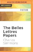 Cover-Bild zu Simmons, Charles: BELLES LETTRES PAPERS M