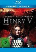 Cover-Bild zu Shakespeare, William: Henry V