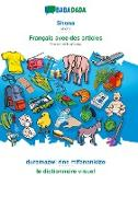 Cover-Bild zu BABADADA, Shona - Français avec des articles, duramazwi rine mifananidzo - le dictionnaire visuel