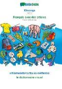Cover-Bild zu BABADADA, Xitsonga - Français avec des articles, xihlamuselamarito xa swifaniso - le dictionnaire visuel