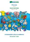 Cover-Bild zu BABADADA, Xitsonga - kreol morisien, xihlamuselamarito xa swifaniso - diksioner viziel