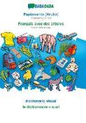 Cover-Bild zu BABADADA, Papiamento (Aruba) - Français avec des articles, diccionario visual - le dictionnaire visuel