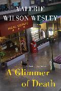 Cover-Bild zu Wilson Wesley, Valerie: A Glimmer of Death