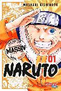 Cover-Bild zu Kishimoto, Masashi: NARUTO Massiv 1